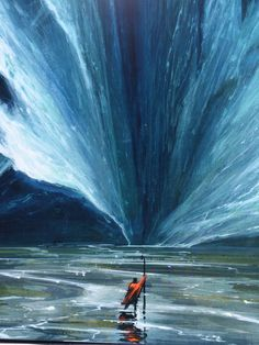 God splits the Red Sea as Moses extends his rod. From the movie Prince of Egypt. Pictures Of Jesus Christ, Bible Pictures, Christian Paintings, Christian Art, Lds Art, Bible Art, Image Jesus, Prince Of Egypt, Jesus Painting
