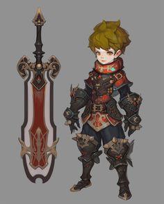 ., 의경 곽 on ArtStation at https://www.artstation.com/artwork/xOX1R