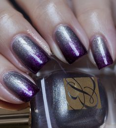 Estee Lauder Chaos and Smashed Gradient  | A Polish Addict