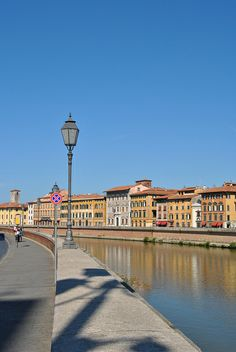 Arno River, Pisa, Italy Pisa Italy, Arno, Florence Italy, Lucca, Siena, Mother Earth, Italy Travel, Tuscany, Places Ive Been