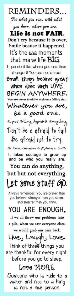 . #advice #wisdom