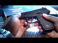 SCCY CPX2 9mm Pistol Takedown and Reassembly - YouTubeFind our speedloader now!  http://www.amazon.com/shops/raeind