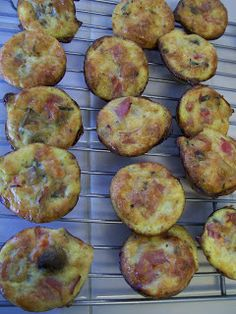 theworldaccordingtoeggface: Breakfast Bites I made these this morning and they were AWESOME!!!!