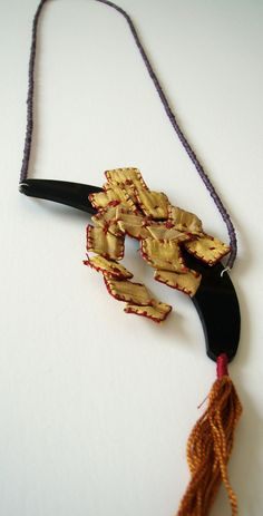 plexiglas,silk fabric, glass beads