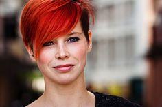 Μια gallery από φλογερά κόκκινα μαλλιά!
