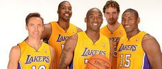The New Lakers!