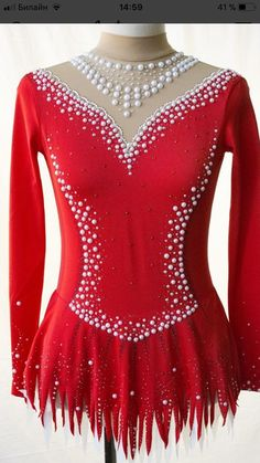 Rhythmic Gymnastics Leotards, Figure Skating Dresses, Dance Dresses, Dance Costumes, Blouse Designs, Skate, Couture, Outfits, Inspiration