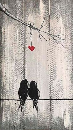 Image about art in Wind beneath my wings by alohacolette Image found by alohacolette. Find (and save!) Your own images and videos in We Heart It Wood Pallet Art, Pallet Crafts, Wooden Crafts, Fence Art, Learn To Paint, Diy Wall Art, Bird Art, Painting On Wood, Pallet Painting