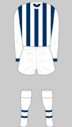 West Bromwich Albion - Historic Football Kits