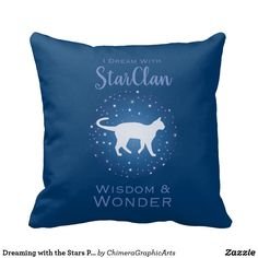Dreaming with the Stars Pillow