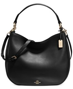 Sleek, chic and so on-trend... it's pretty obvious why you guys are loving this COACH Nomad hobo bag