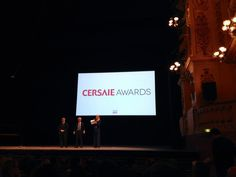 #Cersaie Awards