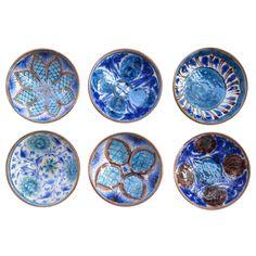 Wonderfull colors of uzbek ceramic