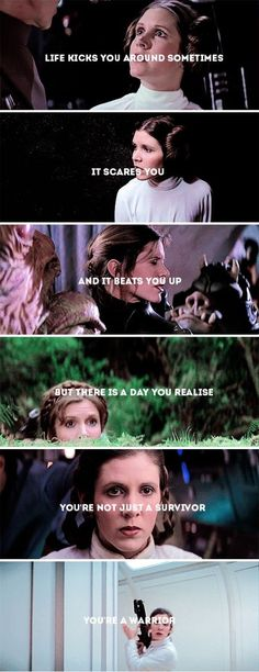 Miss you, Carrie fisher
