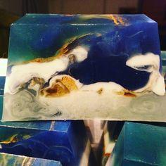 #meltandpour soap