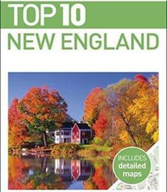 Top 10 New England (Eyewitness Top 10 Travel Guide) PDF