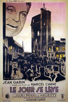 Le jour se lève(Marcel Carné, 1939)