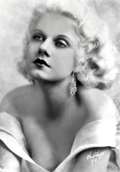 """Tagged """"Jean Harlow"""" 