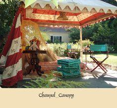 Indian canopy by Sangeeta International