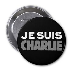 Where To Buy 'Je Suis Charlie' Buttons, T-Shirts, & Bracelets To Show Your Support