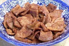"""Jicama Fried """"Apples"""" (low carb & gluten free) - like an apple pie filling flavor"""