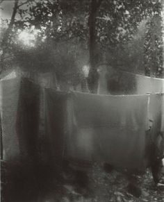 Josef Sudek - From the Window of my Atelier