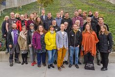 The participants of the first Wikimedia Northern Europe(* meeting in Image: Arild Vågen, CC BY-SA (* Nordic & Baltic countries Volunteers, Blame, Stockholm, Over The Years, Articles, Number, Activities, Writing, American
