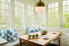 Sunny Spot - Sponsored: Marvin Windows and Doors - Southernliving. A sunroom sanctuary is born from Casement windows that pour in light and open to catch a summer breeze.