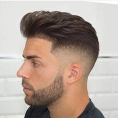 awesome 55 Delightful Fade Haircut Ideas - Good Looking Styles For Every Guy Check more at http://stylemann.com/best-fade-haircut-ideas/