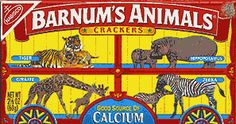 Animal Crackers, a special treat!