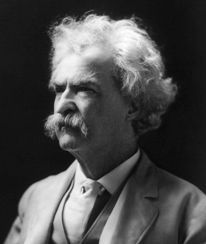 A series of Inspirational Business Tips from Mark Twain