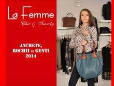 Jachete, rochii si genti La Femme 2014