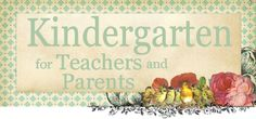 Kindergarten & Preschool for Parents & Teachers: The Perfect PreK & Kindergarten Parent with Linky! Kindergarten Readiness, School Readiness, Kindergarten Teachers, Teaching Kids, Kids Learning, Teaching Tools, Parents As Teachers, Preschool Activities, Free Preschool