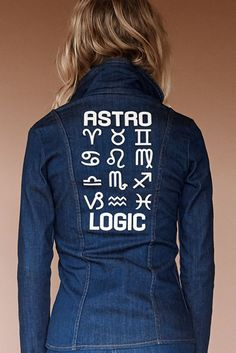 Sugarhigh Lovestones // Astro Logic blazer