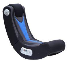X Rocker 5171401 Fox Wireless 2.1 Sound Video Gaming Chair X Rocker