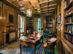 Spanish Colonial Revival Style Interior | Victorian Gothic interior style