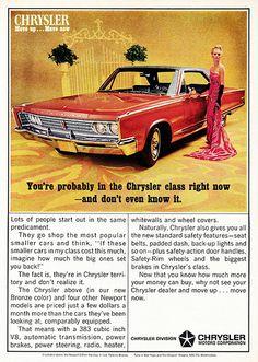 1966 Chrysler Newport Two Door Hardtop