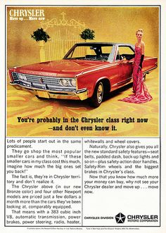 1966 Chrysler Newport 2-Door Hardtop