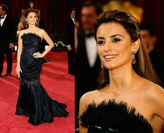 Oscars Red Carpet: Penelope Cruz