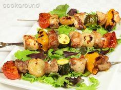 Spiedini di prosciutto al forno: Ricette di Cookaround | Cookaround