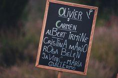 Carmen & Olivier - Easy Website