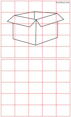 Kids can easily learn to draw with this free printable worksheet ...