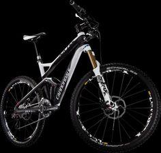 Carbon Fiber Mountain Bikes