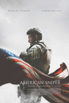 American Sniper 27x40 Movie Poster (2015)