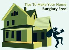 Buying a dream home is one of the biggest investments of your life. After buying your dream home, security becomes a big concern. So here are a few Tips to Make Your Home Burglary Free Real Estate Services, Dreaming Of You, Investing, Make It Yourself, Big, Free
