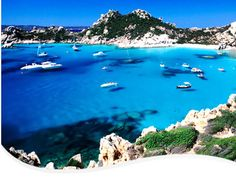 The island of Sardinia...on the list