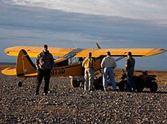 Flying Wild Alaska.