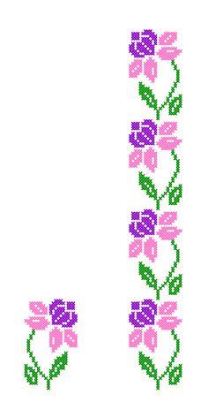 1 million+ Stunning Free Images to Use Anywhere Cross Stitch Bookmarks, Cross Stitch Borders, Crochet Borders, Cross Stitch Designs, Cross Stitching, Cross Stitch Embroidery, Hand Embroidery, Cross Stitch Patterns, Kawaii Cross Stitch