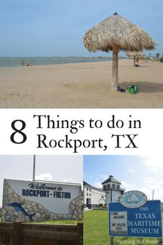 Top 10 Must Visit Camping Destinations Texas Vacations, Texas Roadtrip, Texas Travel, Vacation Destinations, Beach Vacations, Vacation Ideas, Vacation Spots, Rockport Beach, Rockport Texas