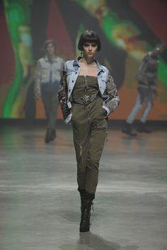Diesel Fall 2014 Ready-to-Wear Fashion Show